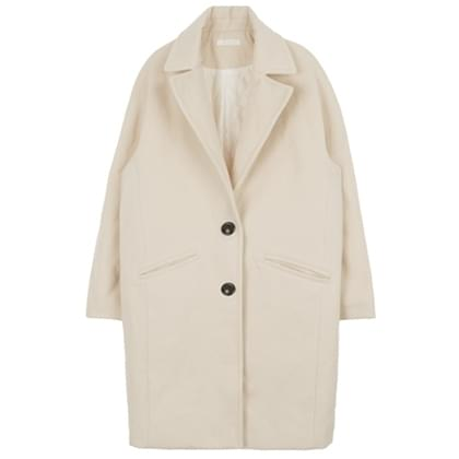 Burnt single coat