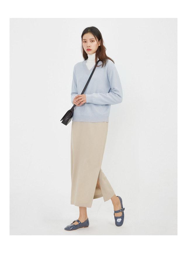 buy side slit skirt