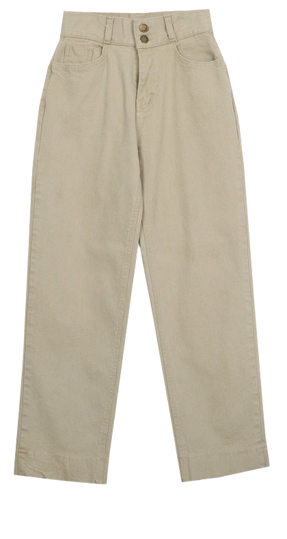 Pocahigh wide pants