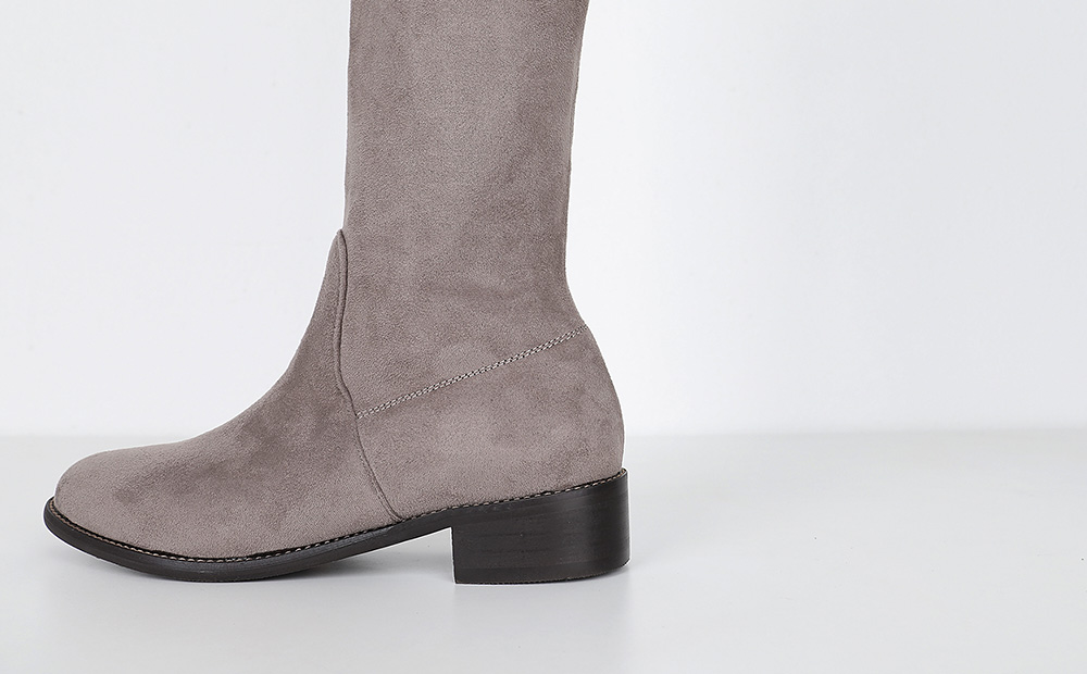 span high up boots (2colors)