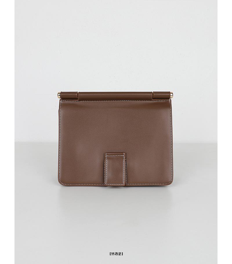 hard messenger bag (2colors)