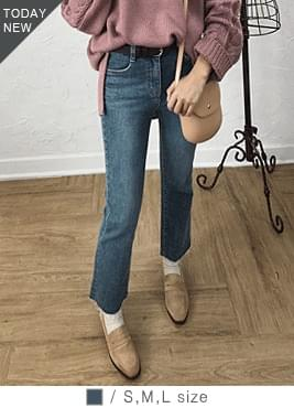 Pauline denim pants