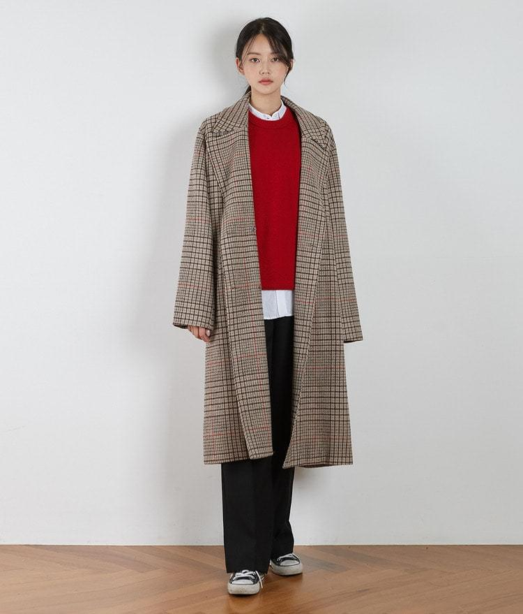 Essay Check Long Coat