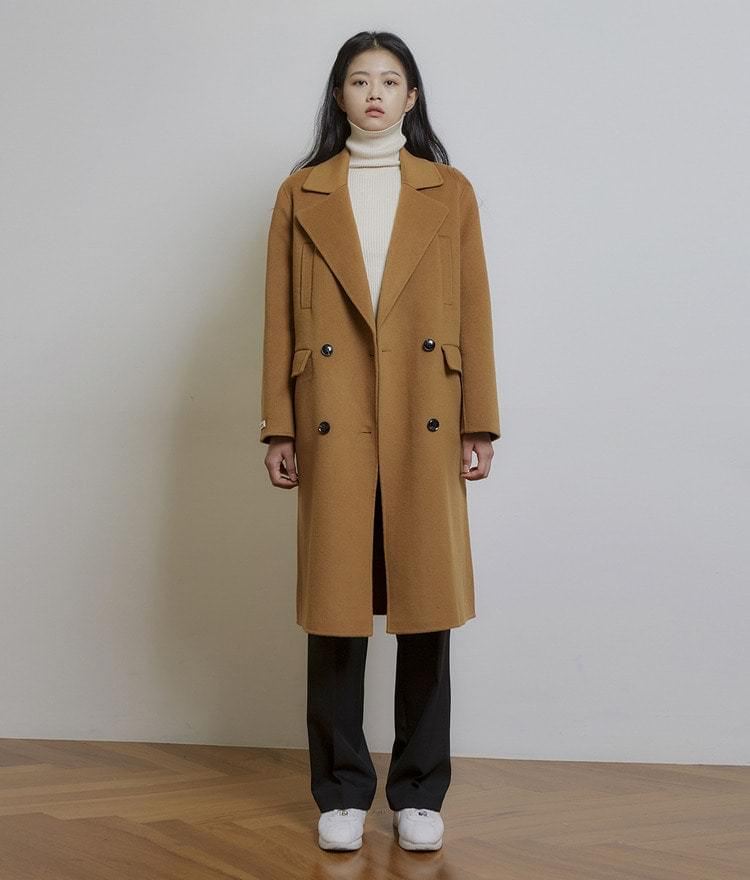 Handmade Double Wool Coat