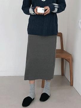 50% wool angora socks