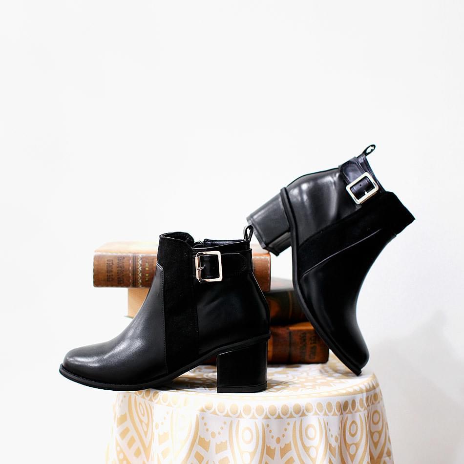 Balance Ankle Boots 5.5cm