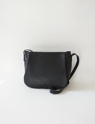 basic shape cross bag (2colors)