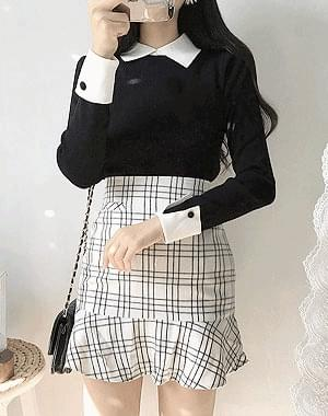 Daisy Cara knit