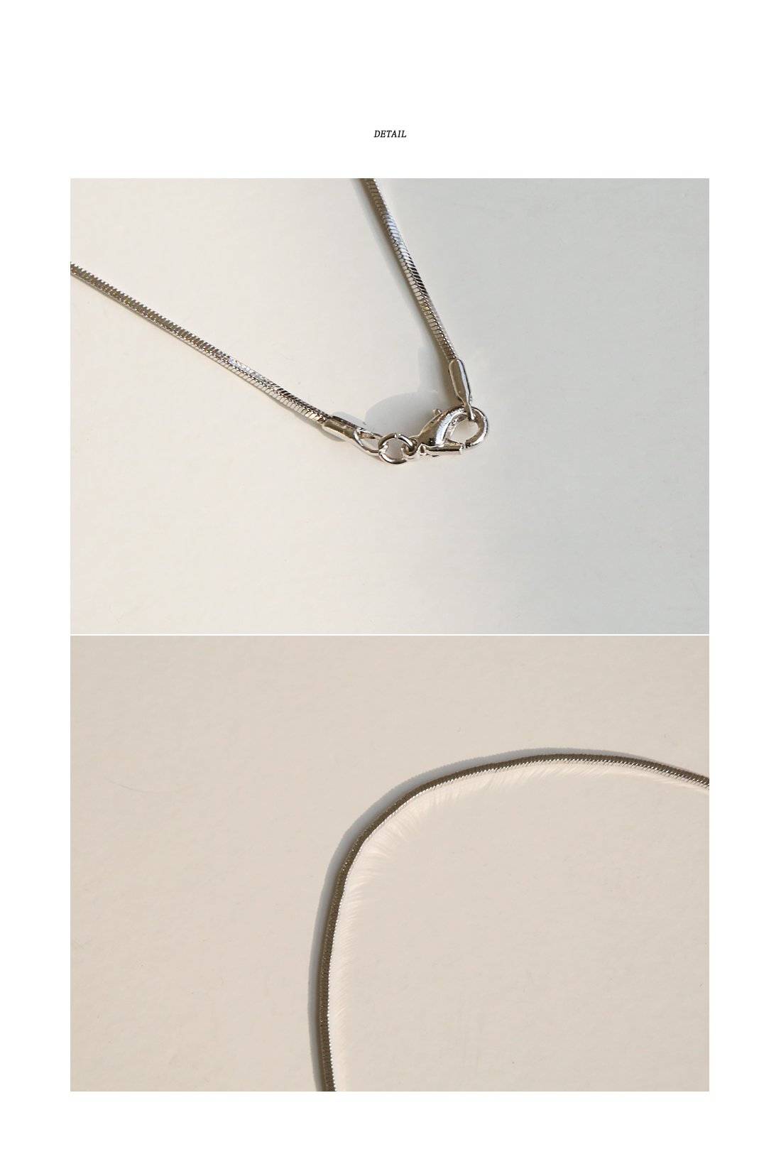 SHINE SIMPLE NECKLACE