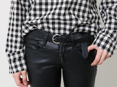 Tassel Point Belt