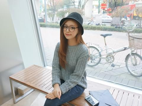 Basic twill knit