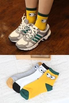 I just look socks