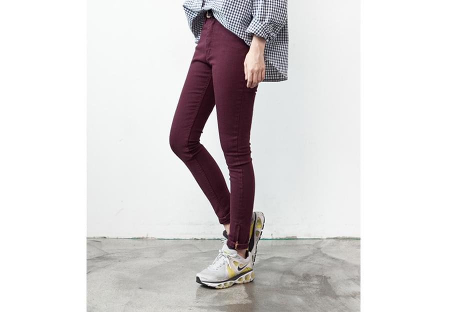 Must ankle_zipper skinny