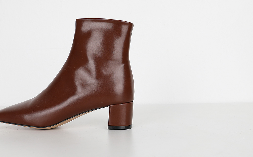 north telsia ankle boots (2colors)