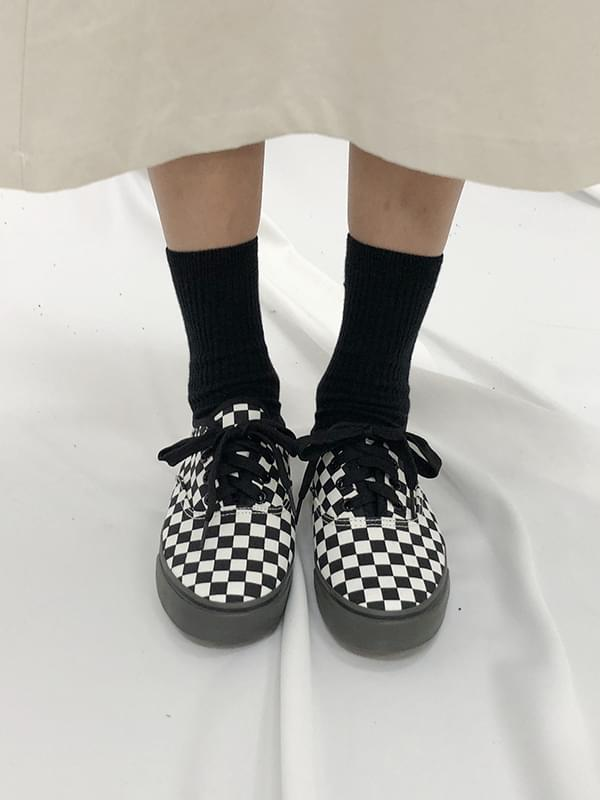 Checkmate shoes
