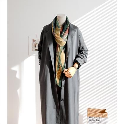 Colabo trench coat