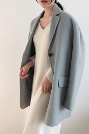 Mona Ruzped handmade coat