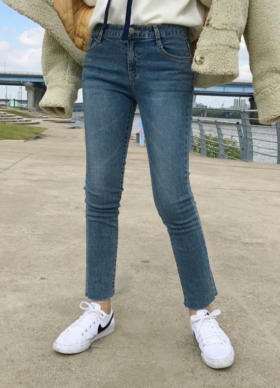 Stylish denim slim denim