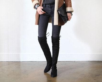 Lome Suit Suede Boots