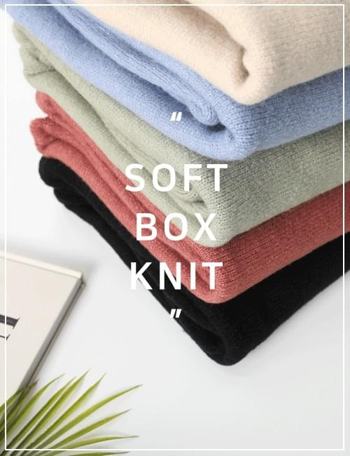 Good Morning Polar Box Knit