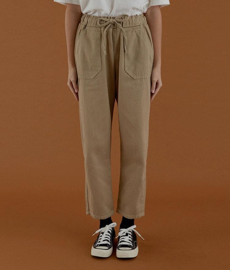 Square Big Pocket Pants