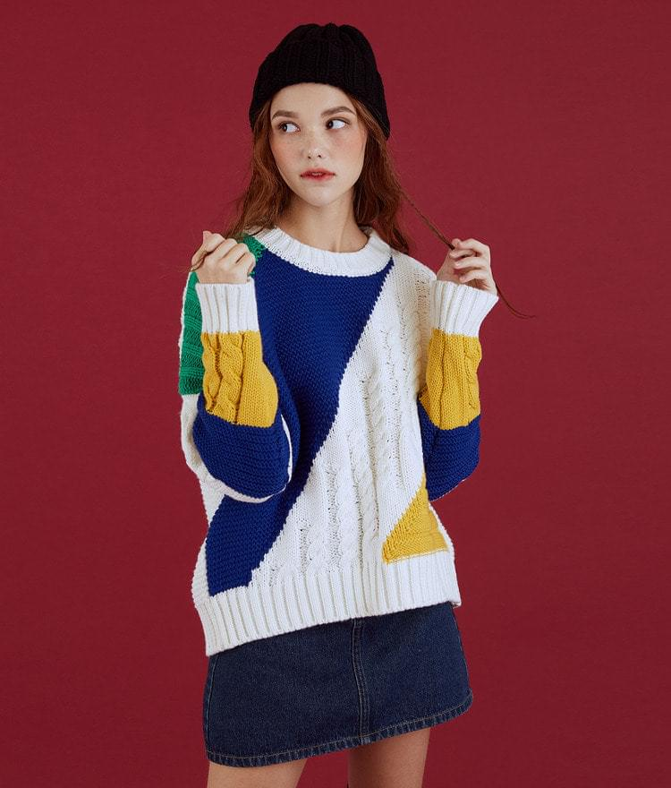 Ton Anton Color Knit