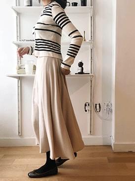 Flair Mellie Long Skirt
