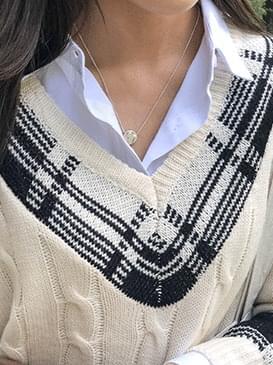 Pendant Key Necklace