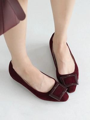 Beka Flat Shoes 2cm
