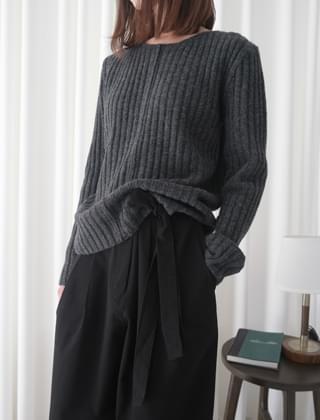 center line golgi knit (3colors)