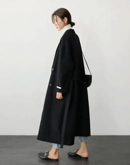 벨트롱 핸드메이드 coat (*2color)