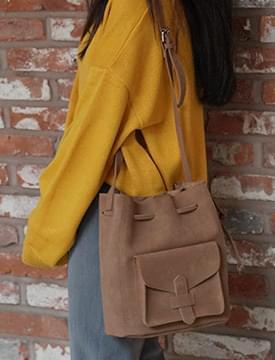 Hope pocket bag_M (size : one)