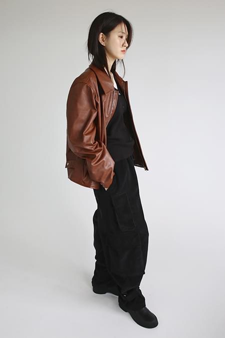 rider mood jacket (2colors)