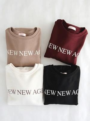 New Age Man-to-man T-shirt