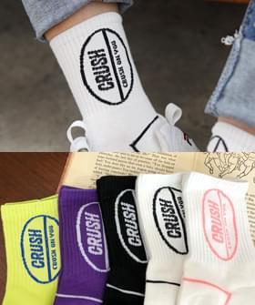 Crush Onyes Socks