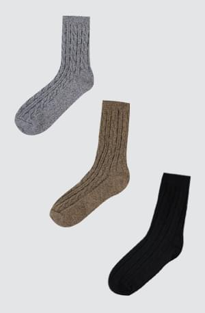 Andy-Knit Socks