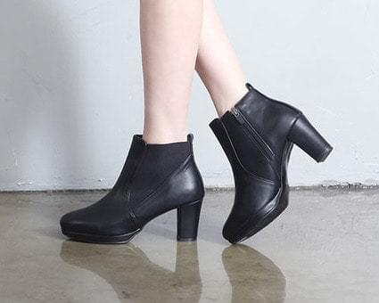 Meredith Bending Ankle Boots
