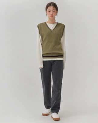margaret knit vest
