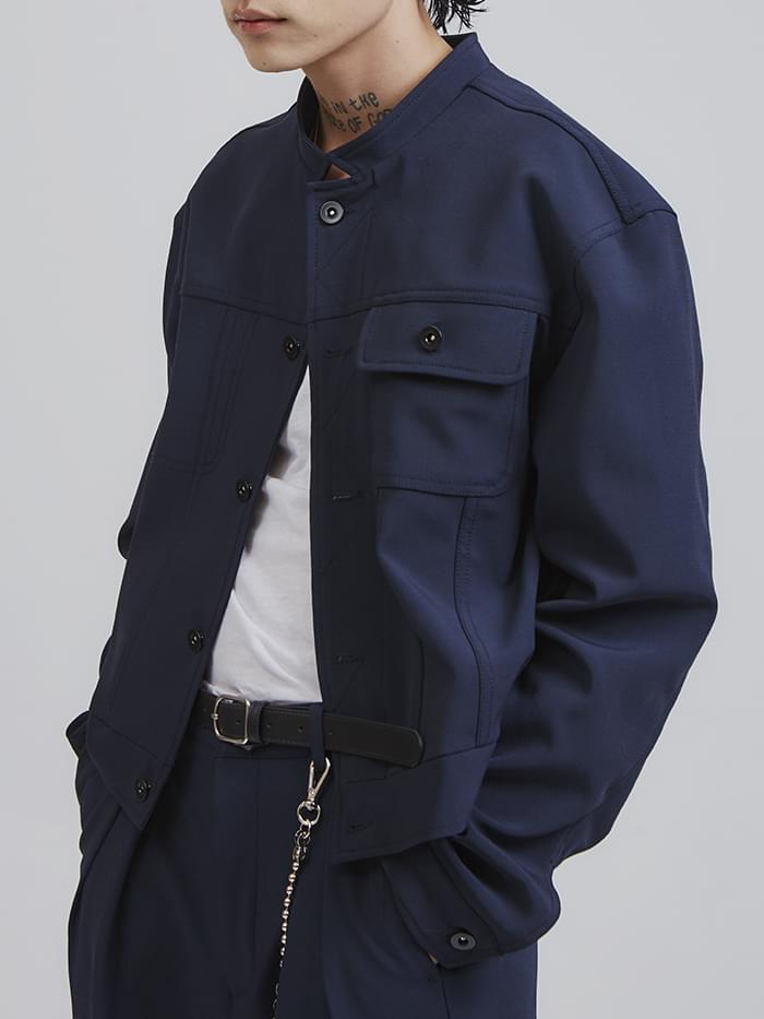 crows zero crop jacket (2 color) - UNISEX
