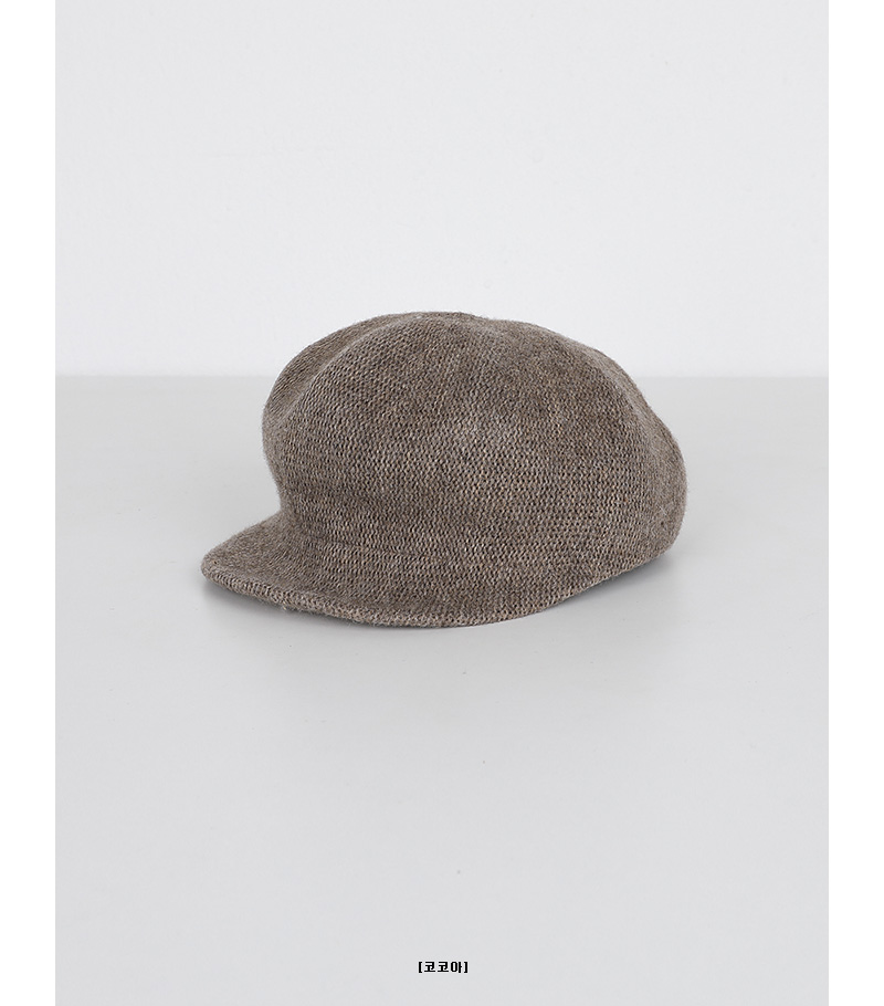 wool riding hat (3colors)