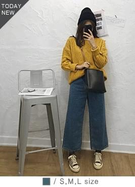 Chishi denim pants