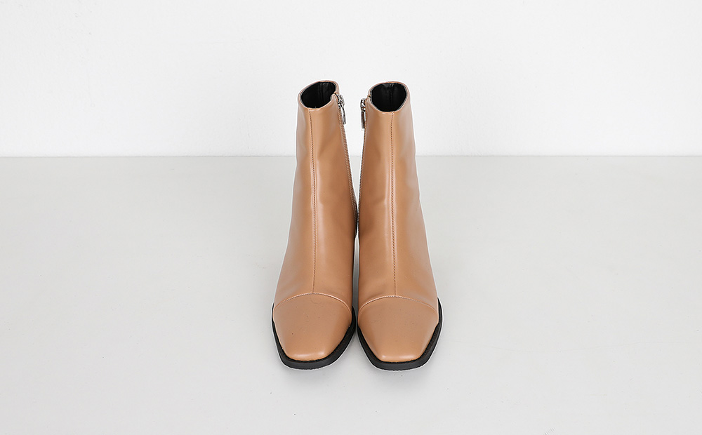 everywhere ankle boots (4colors)