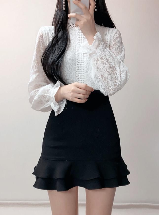 ♥ Sharet lace blouse