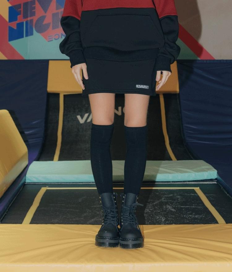 Color String Skirt (기모)