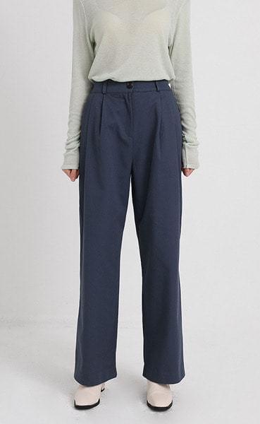 fillip cotton pants (2colors)