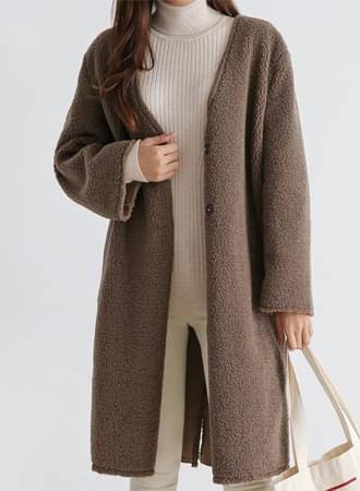 에버린 무스탕 코트