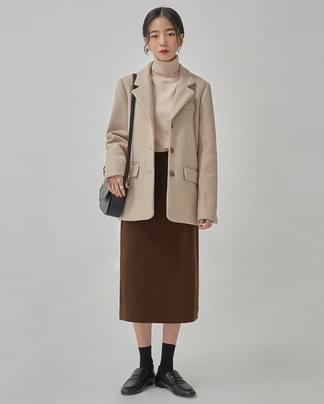 crown wool jacket