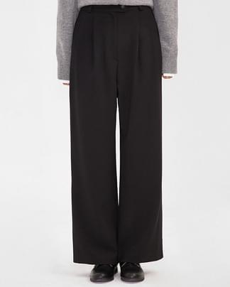 vogue wide slacks (s, m)