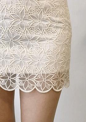 DIEL - Lace skirt