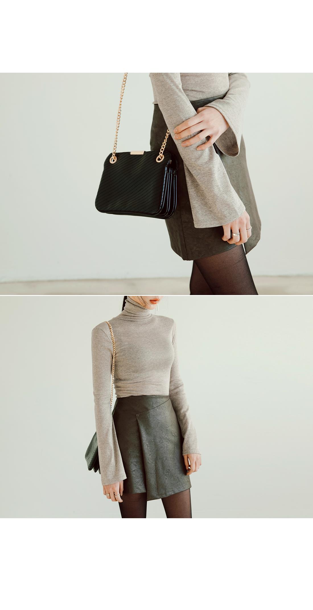 [BAG] TRIO CHAIN BAG